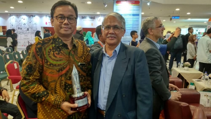 UGM Press Won ASEAN 2019 Book Award