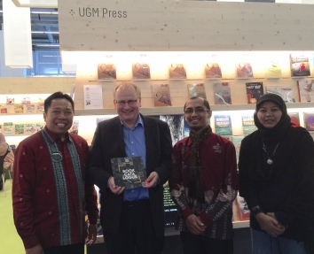 UGM Press established partnership with Goethe Universitat, Germany