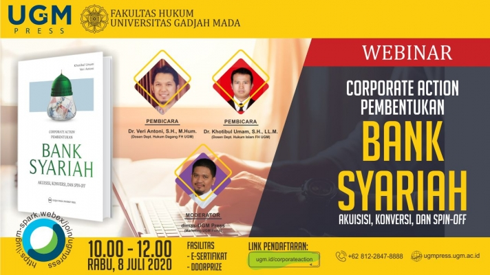 "Book Discussion ""Corporate Action for the Establishment of Sharia Banks"""
