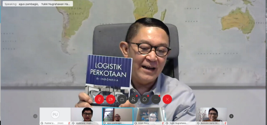 "Book Launch and Discussion of  ""Urban Logistics in Indonesia"
