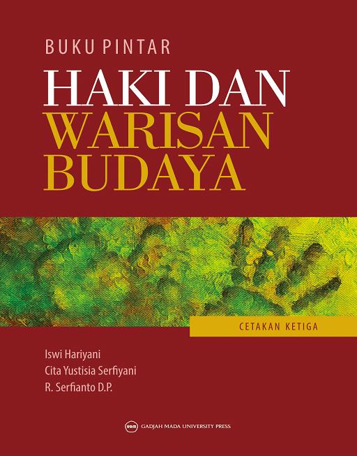 Buku Pintar HAKI dan Warisan Budaya