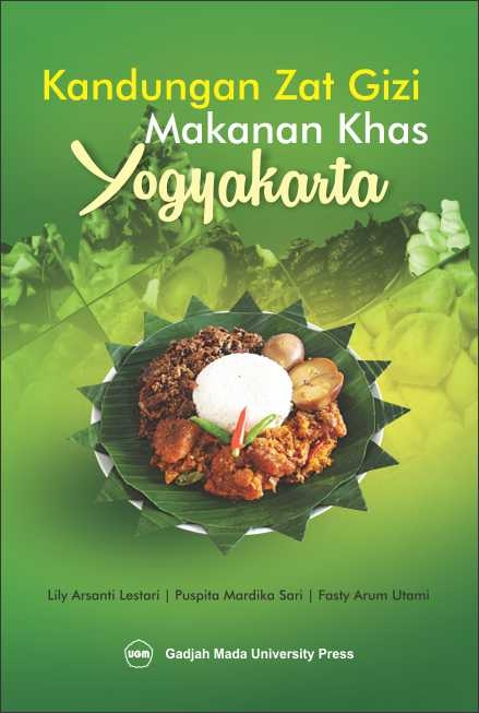 Kandungan Zat Gizi Makanan Khas Yogyakarta