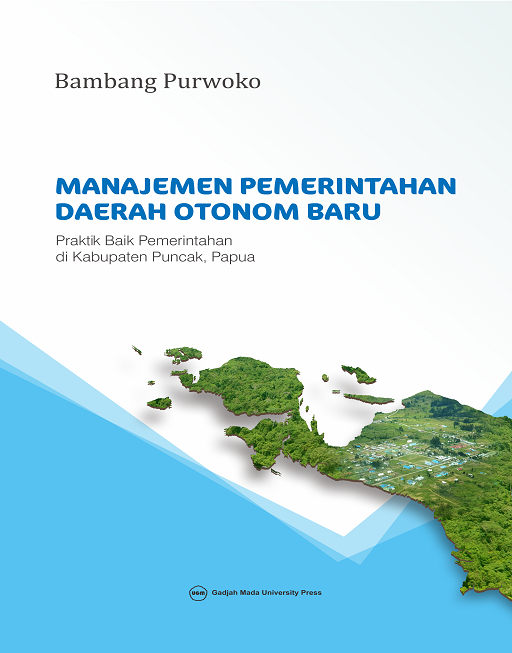Manajemen Pemerintahan Daerah Otonom Baru