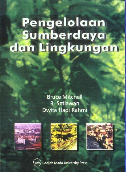 Pengelolaan Sumberdaya dan Lingkungan