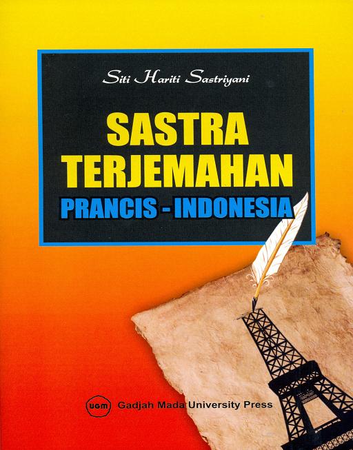 Sastra Terjemahan Prancis Indonesia