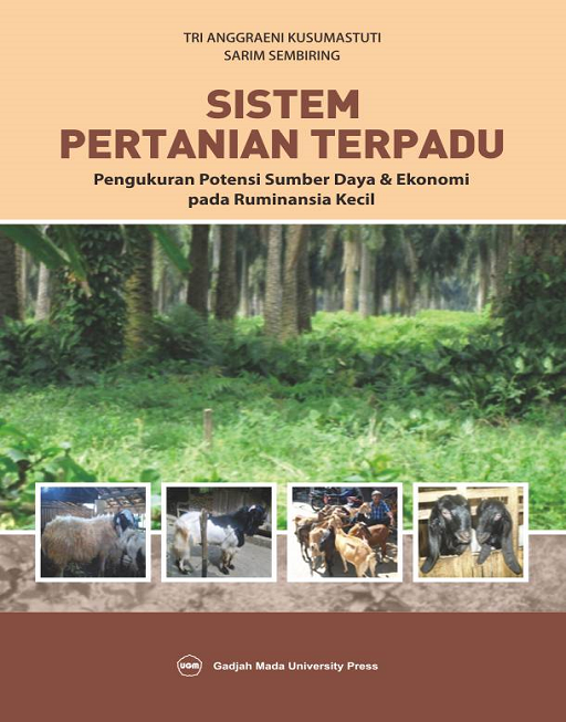 Sistem Pertanian Terpadu: Pengukuran Potensi Sumber…