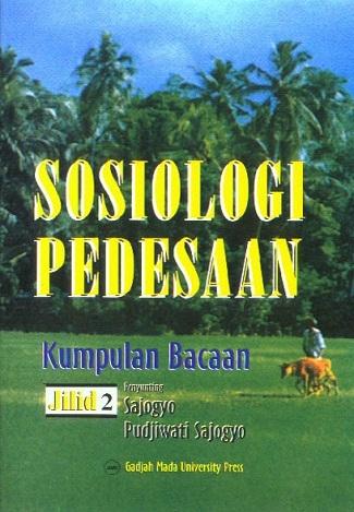 Sosiologi Pedesaan Jilid II