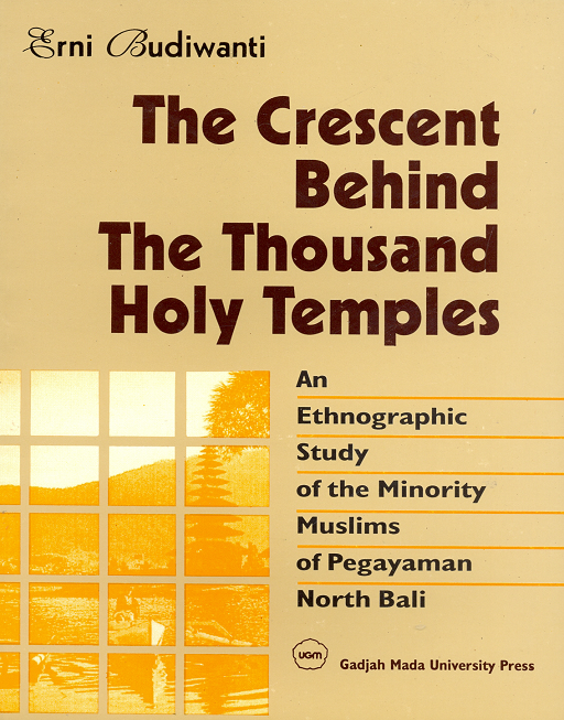 The Crescent Behind The Thousand Holy Temples