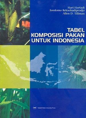 Tabel Komposisi Pakan untuk Indonesia