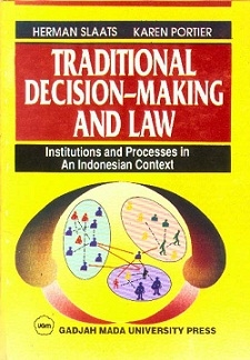 Traditional Decision Making and Law: Institutions…