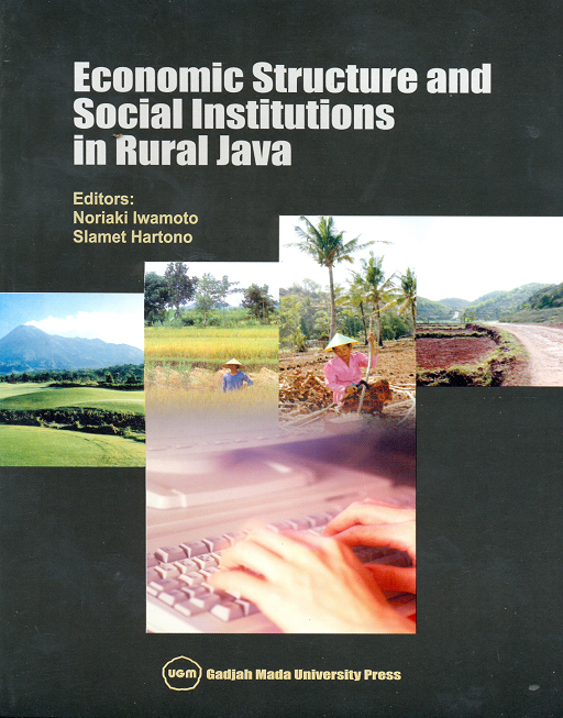 Economic Structure And Social Institutions In Rural Java