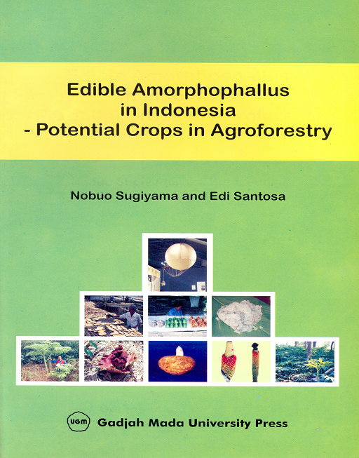 Edible Amorphophallus in Indonesia