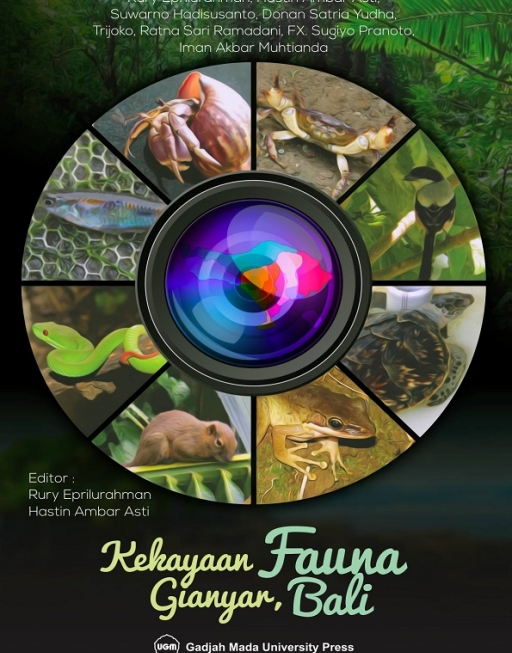 Kekayaan Fauna Gianyar Bali
