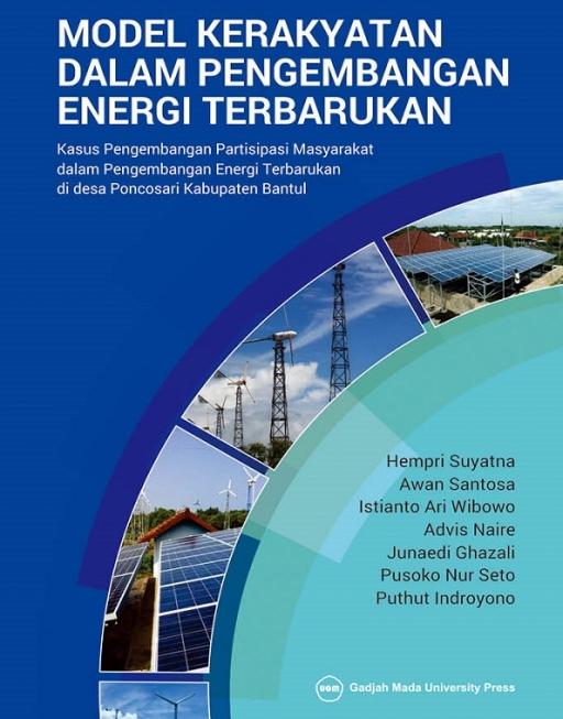 MODEL KERAKYATAN DALAM PENGEMBANGAN ENERGI TERBARUKAN