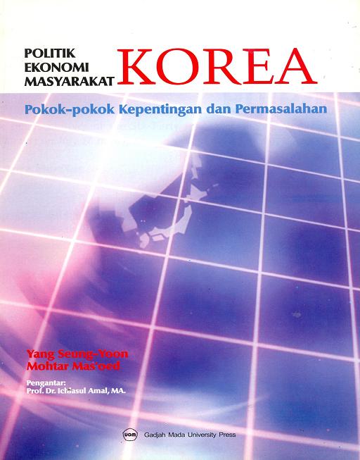Politik Ekonomi Masyarakat Korea : Pokok-Pokok…
