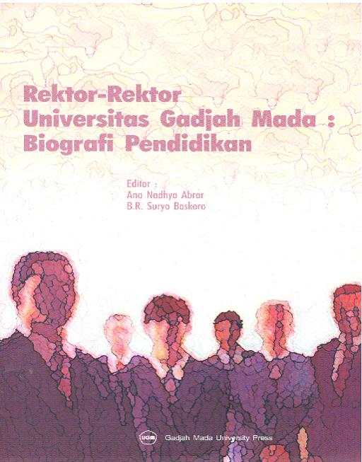 Rektor-Rektor Universitas Gadjah Mada: Biografi Pendidikan