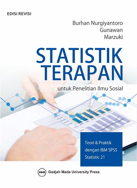 Statistik Terapan Untuk Penelitian Ilmu Sosial