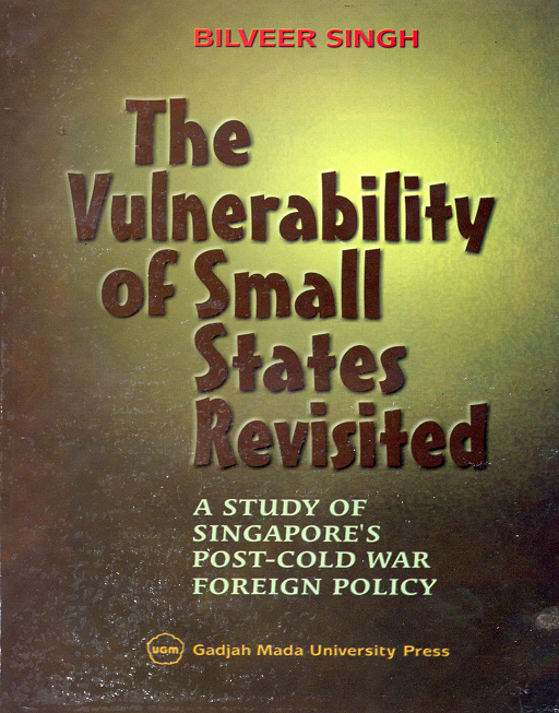 The Vulnerability of Small States Revisited